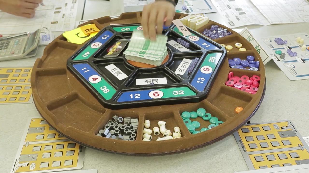 マネジメントゲーム
